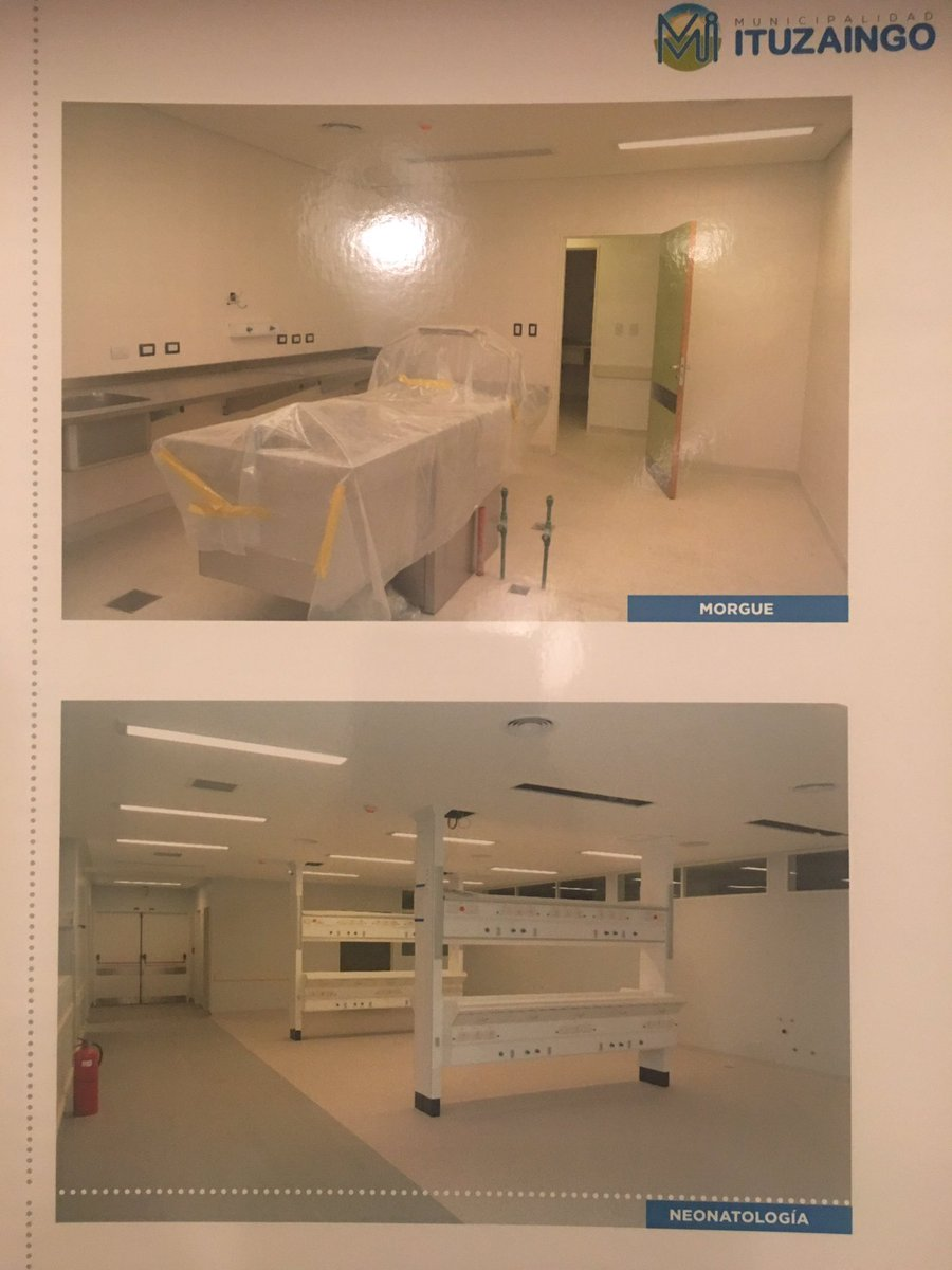 Hospital del Bicentenario de Ituzaingo.