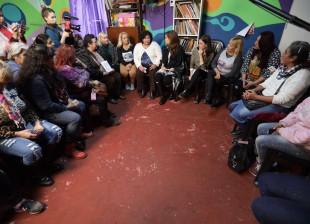 Cristina Kirchner en Quilmes