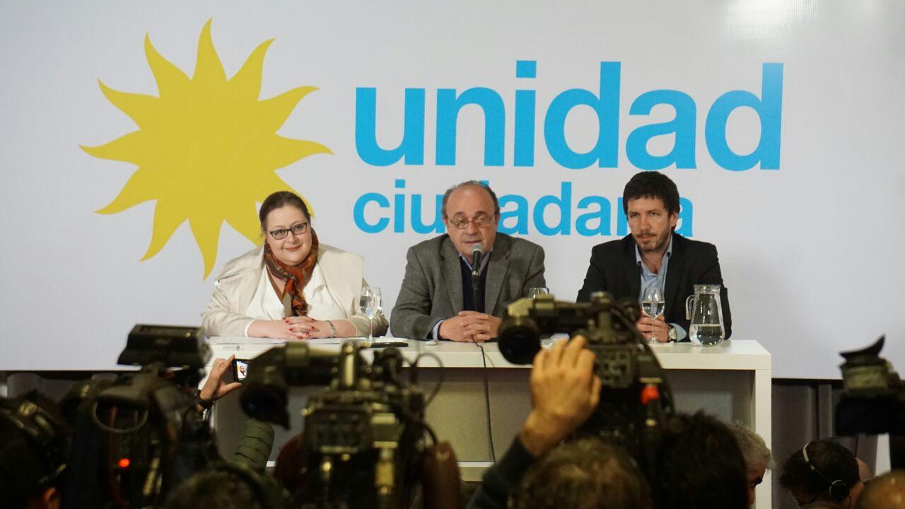 Cristina Kirchner - Unidad Ciudadana.