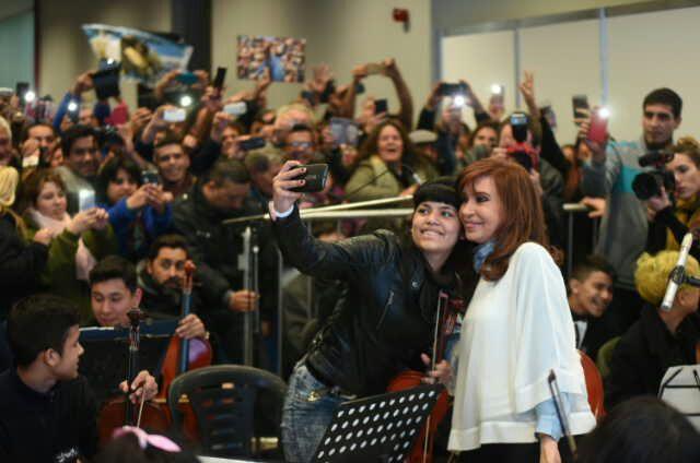 CFK en La Matanza